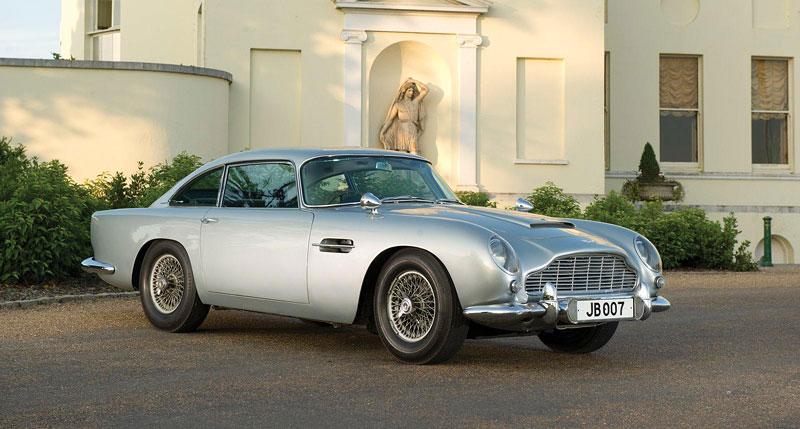 Aston Martin DB5 po Jamesi Bondovi prodán: - fotka 20