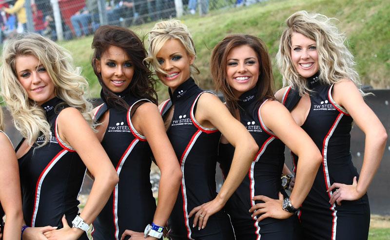 A1GP Grid Girls 2008/2009: - fotka 72