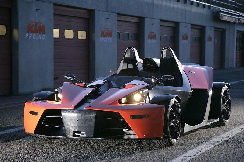 Ženeva živě: KTM X-Bow Dallara: - fotka 21