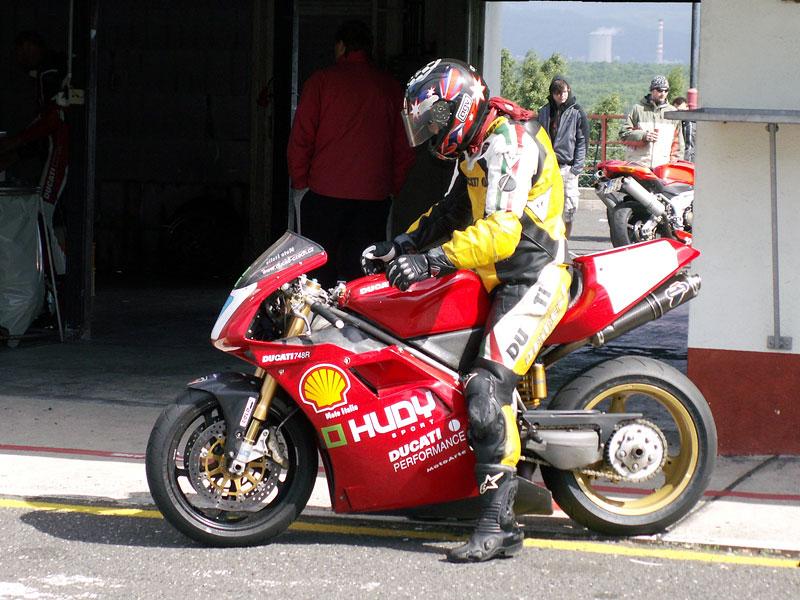 Ducati den - Autodrom Most 2009: - fotka 25