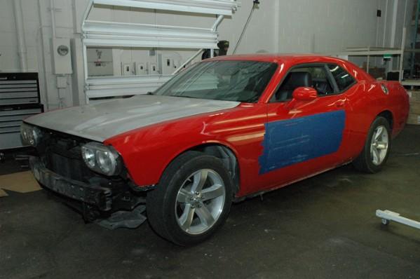 HPP Dodge Challenger Daytona Concept: - fotka 17