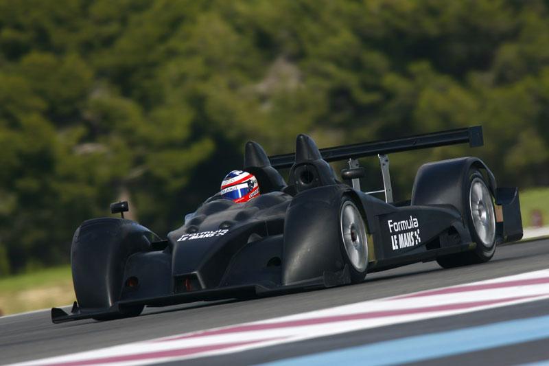 Formula Le Mans: přípravka na vytrvalostní závody: - fotka 12
