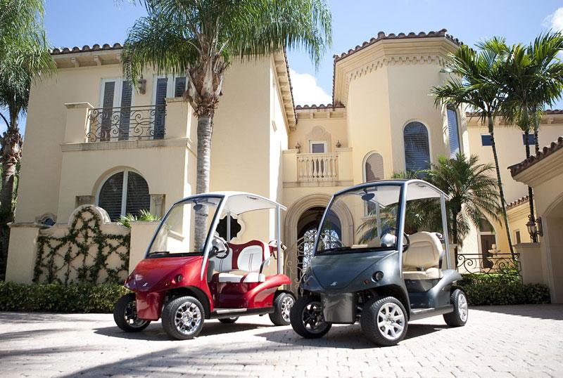 Garia: luxusní vozík pro milovníky golfu: - fotka 18