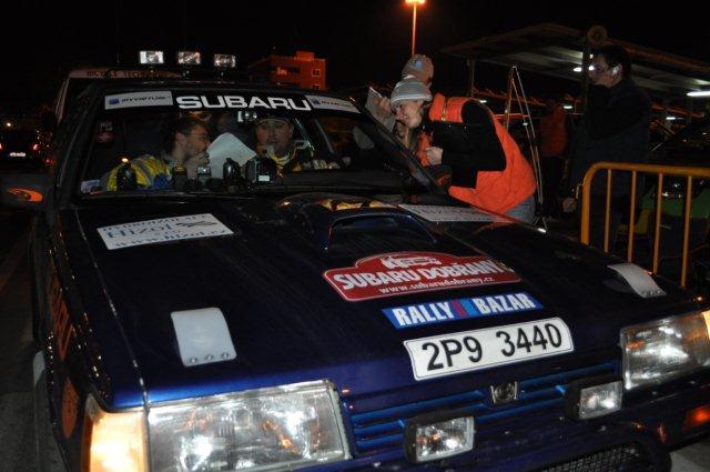 Reportáž: Rallye Budapest – Bamako 2010: - fotka 25