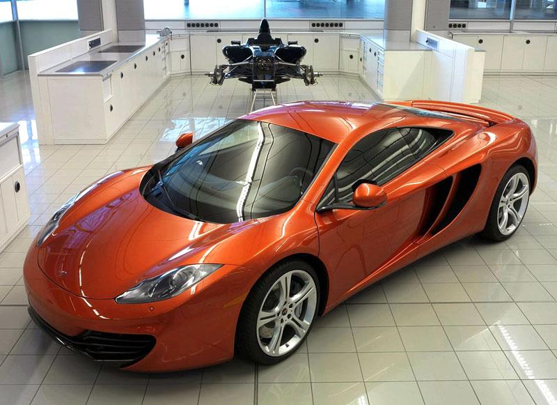 McLaren oznámil prodejní místa v 35 městech. Praha chybí...: - fotka 9