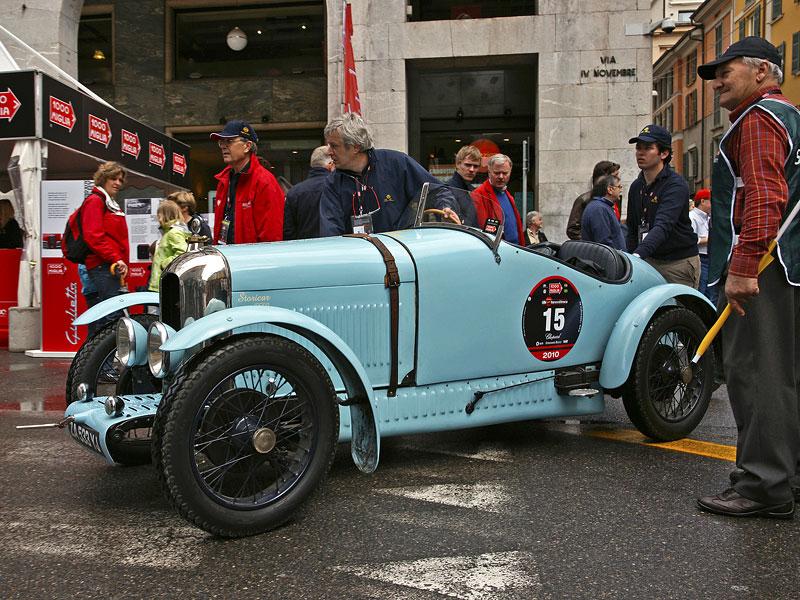 Reportáž: Mille Miglia 2010: - fotka 25