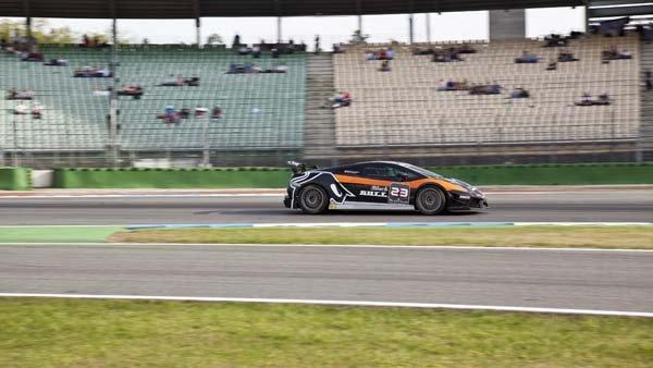 Lamborghini Blancpain Super Trofeo, FIA GT3 a FIA GT1 o víkendu v Brně!: - fotka 25