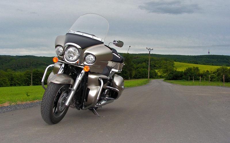 Test: Kawasaki VN1700 Voyager a srovnání s Harley-Davidson Electra Glide: - fotka 14