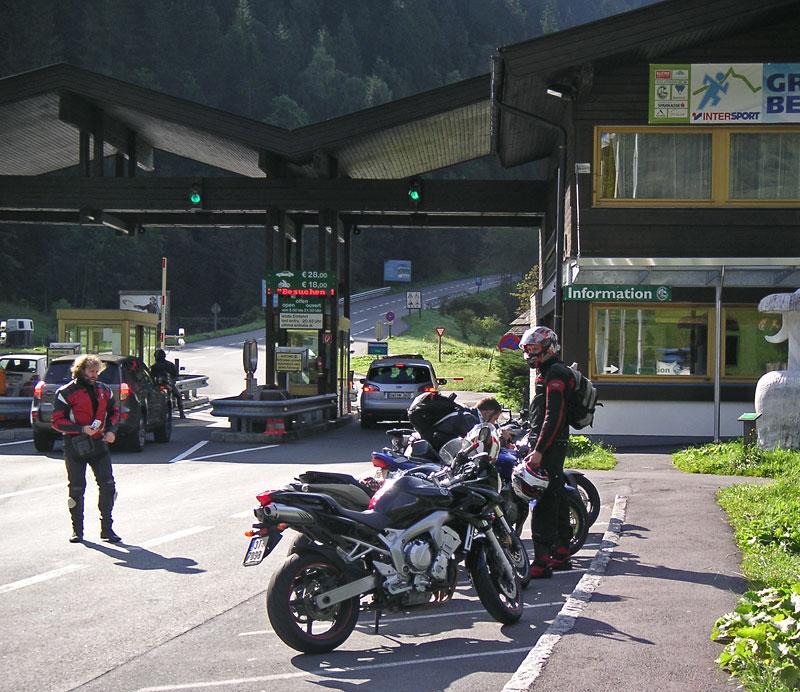 Reportáž: s KTM 990 SMT na Hochalpenstrasse: - fotka 25
