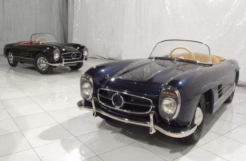 Harrington Group: Bugatti, Porsche a další klasici nejen pro děti: - fotka 22