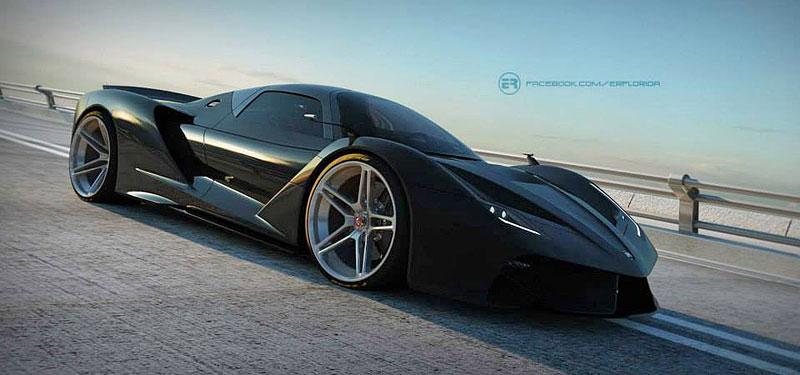 Exotic Rides W70: Nový supersport z Floridy: - fotka 6
