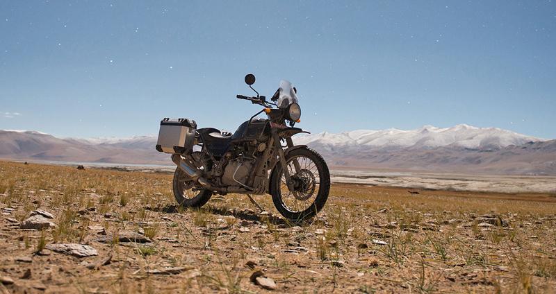 Royal Enfield Himalayan: Terénní revoluce z Čennaí: - fotka 16