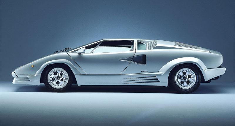 Pod Lupou: Lamborghini Countach – král supersportů: - fotka 2