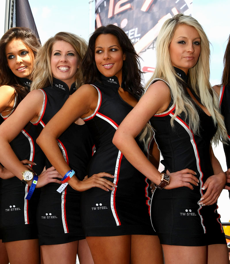 A1GP Grid Girls 2008/2009: - fotka 77