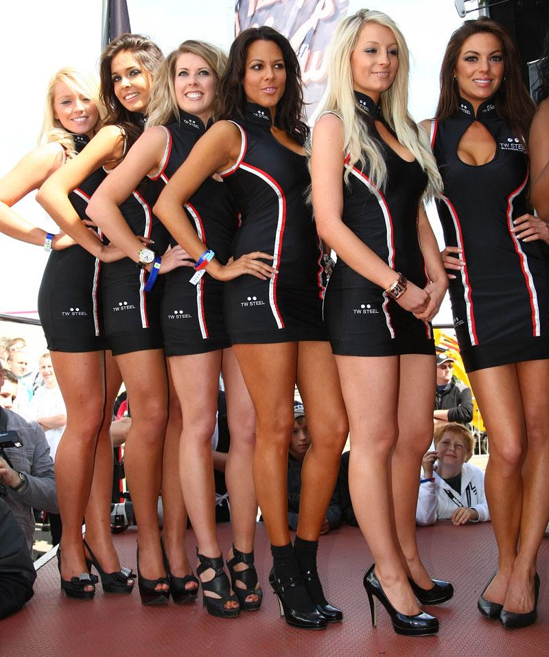 A1GP Grid Girls 2008/2009: - fotka 79