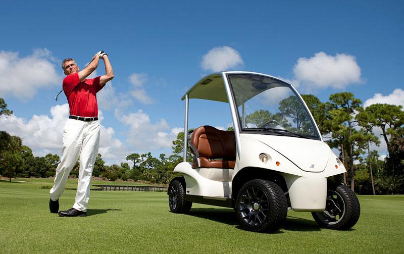 Garia: luxusní vozík pro milovníky golfu: - fotka 19