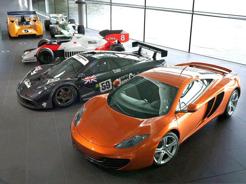 McLaren oznámil prodejní místa v 35 městech. Praha chybí...: - fotka 10