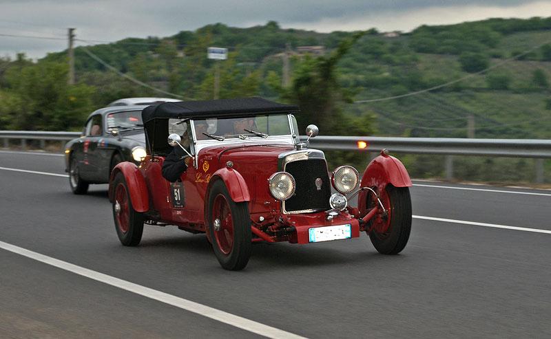 Reportáž: Mille Miglia 2010: - fotka 26