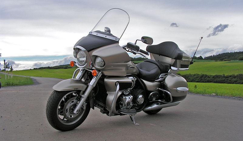 Test: Kawasaki VN1700 Voyager a srovnání s Harley-Davidson Electra Glide: - fotka 15
