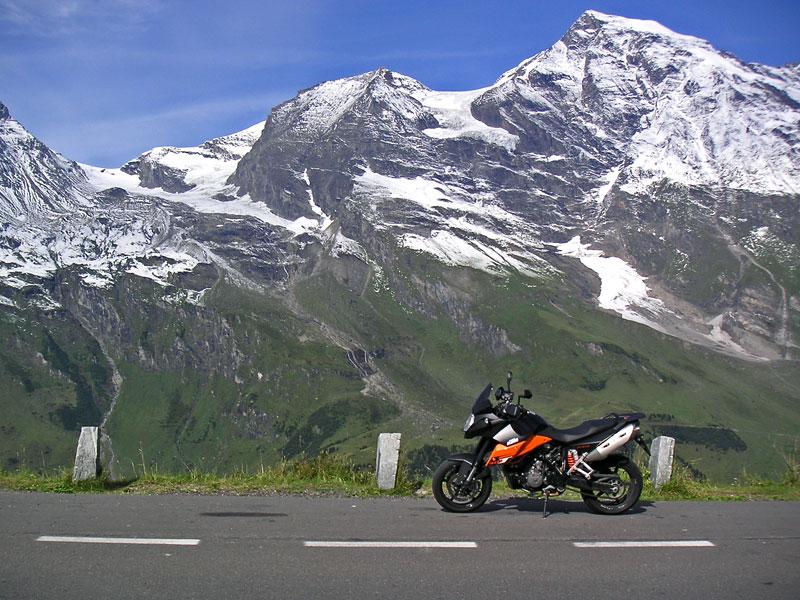 Reportáž: s KTM 990 SMT na Hochalpenstrasse: - fotka 26