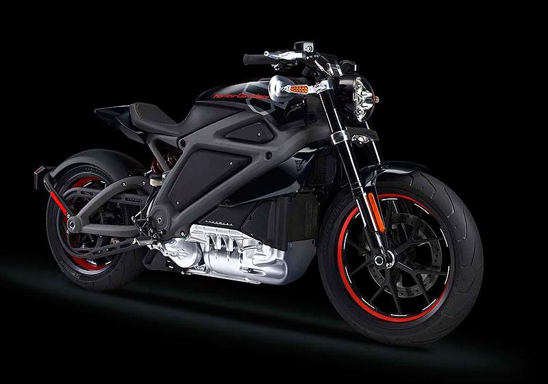 Harley-Davidson Livewire: Elektrická revoluce v Milwaukee: - fotka 4