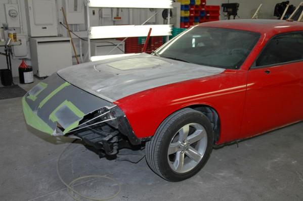 HPP Dodge Challenger Daytona Concept: - fotka 19
