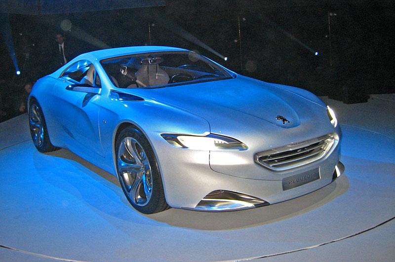 Koncept SR1: nová image Peugeotu přichází: - fotka 33
