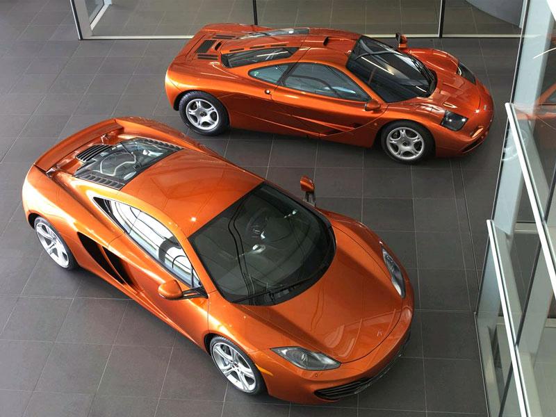 McLaren oznamuje další vývojovou fázi supersportu MP4-12C: - fotka 18
