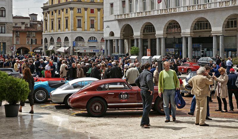 Reportáž: Mille Miglia 2010: - fotka 27