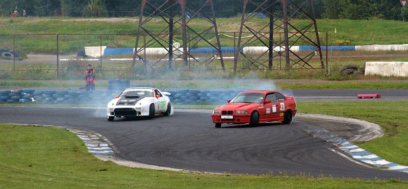 Czech Drift Series 2010 Sosnová: fotogalerie ze závěrečného závodu: - fotka 27