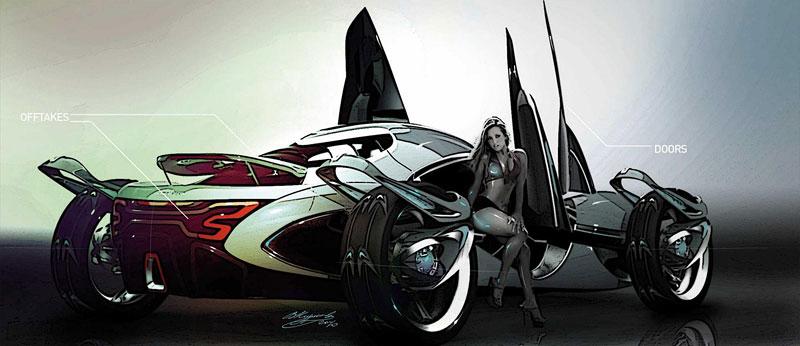 McLaren: studie crossoverů pro rok 2020 (+videa): - fotka 13