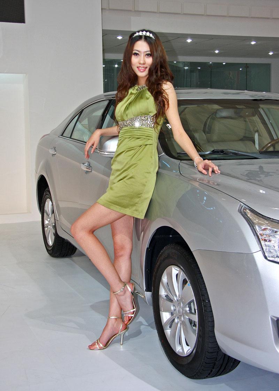 Šanghaj 2011: Babes: - fotka 24