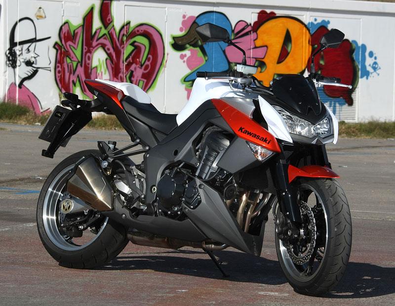 Kawasaki Z1000 - Velký Zed opět na scéně (představení): - fotka 39