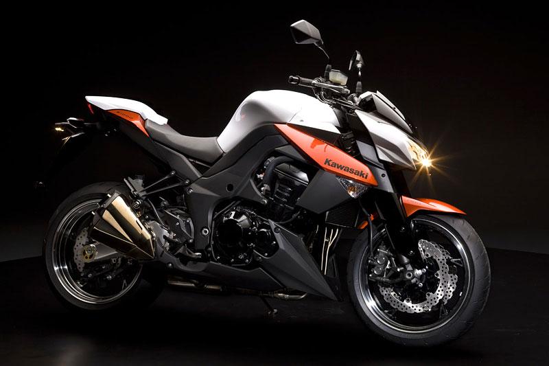 Kawasaki Z1000 - Velký Zed opět na scéně (představení): - fotka 41