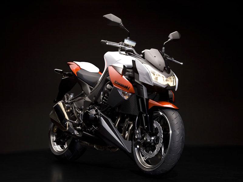 Kawasaki Z1000 - Velký Zed opět na scéně (představení): - fotka 42