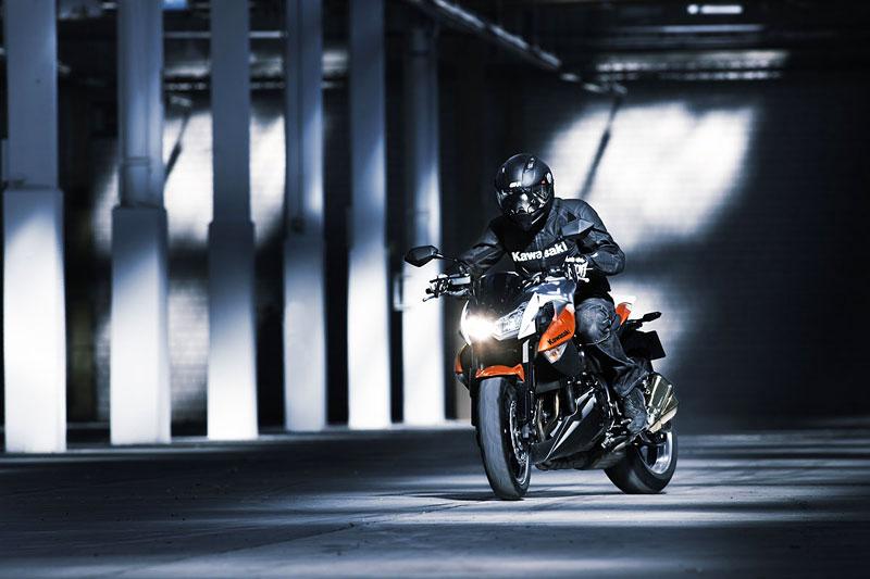 Kawasaki Z1000 - Velký Zed opět na scéně (představení): - fotka 43