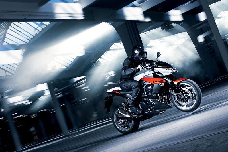 Kawasaki Z1000 - Velký Zed opět na scéně (představení): - fotka 44