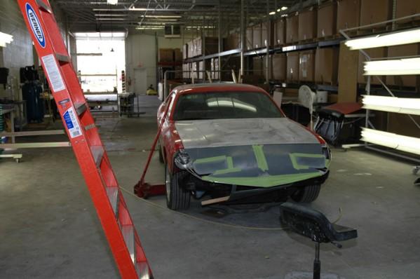 HPP Dodge Challenger Daytona Concept: - fotka 20