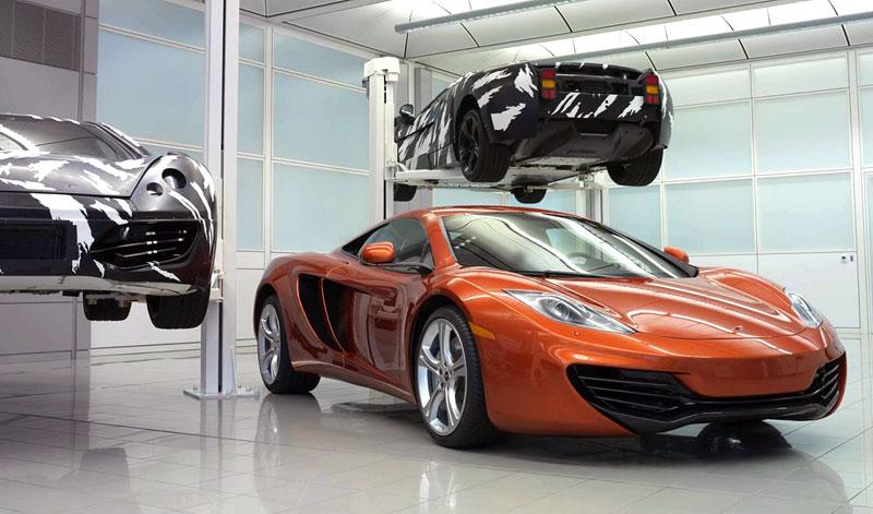 McLaren oznamuje další vývojovou fázi supersportu MP4-12C: - fotka 19
