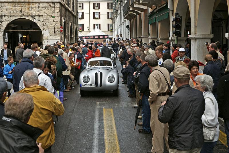 Reportáž: Mille Miglia 2010: - fotka 28