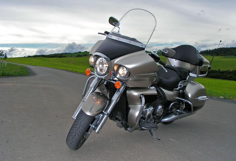 Test: Kawasaki VN1700 Voyager a srovnání s Harley-Davidson Electra Glide: - fotka 17