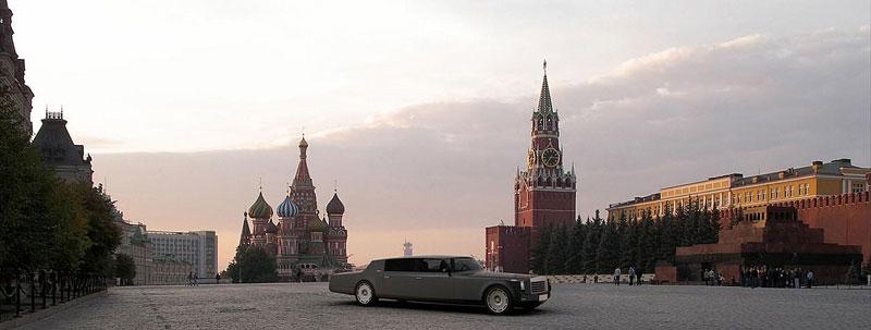 ZiL Concept: budoucnost prezidentských limuzín: - fotka 10