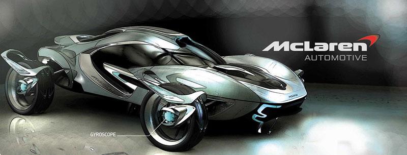 McLaren: studie crossoverů pro rok 2020 (+videa): - fotka 14