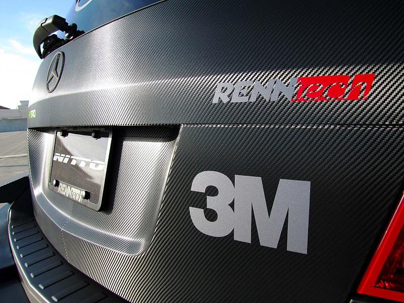 RENNtech GLK350: ve stylu speciálů pro Pikes Peak: - fotka 24