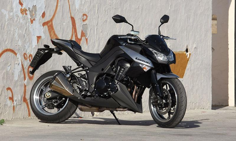 Kawasaki Z1000 - Velký Zed opět na scéně (představení): - fotka 47