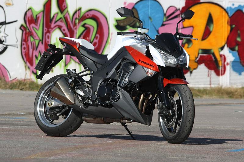 Kawasaki Z1000 - Velký Zed opět na scéně (představení): - fotka 48