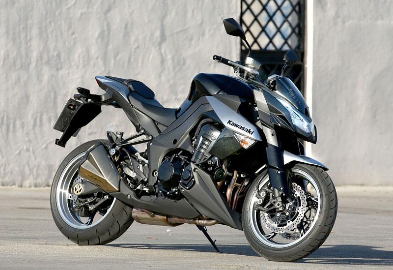 Kawasaki Z1000 - Velký Zed opět na scéně (představení): - fotka 50