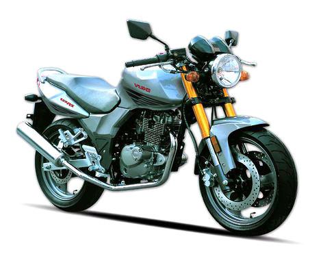Motocykl roku 2008: vyhrajte Aprilii Pegaso: - fotka 29