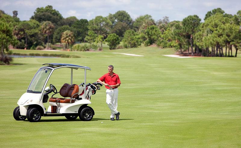 Garia: luxusní vozík pro milovníky golfu: - fotka 22