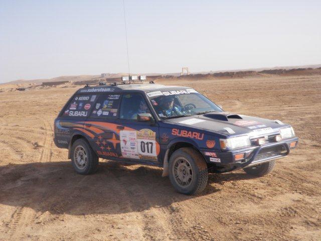 Reportáž: Rallye Budapest – Bamako 2010: - fotka 29